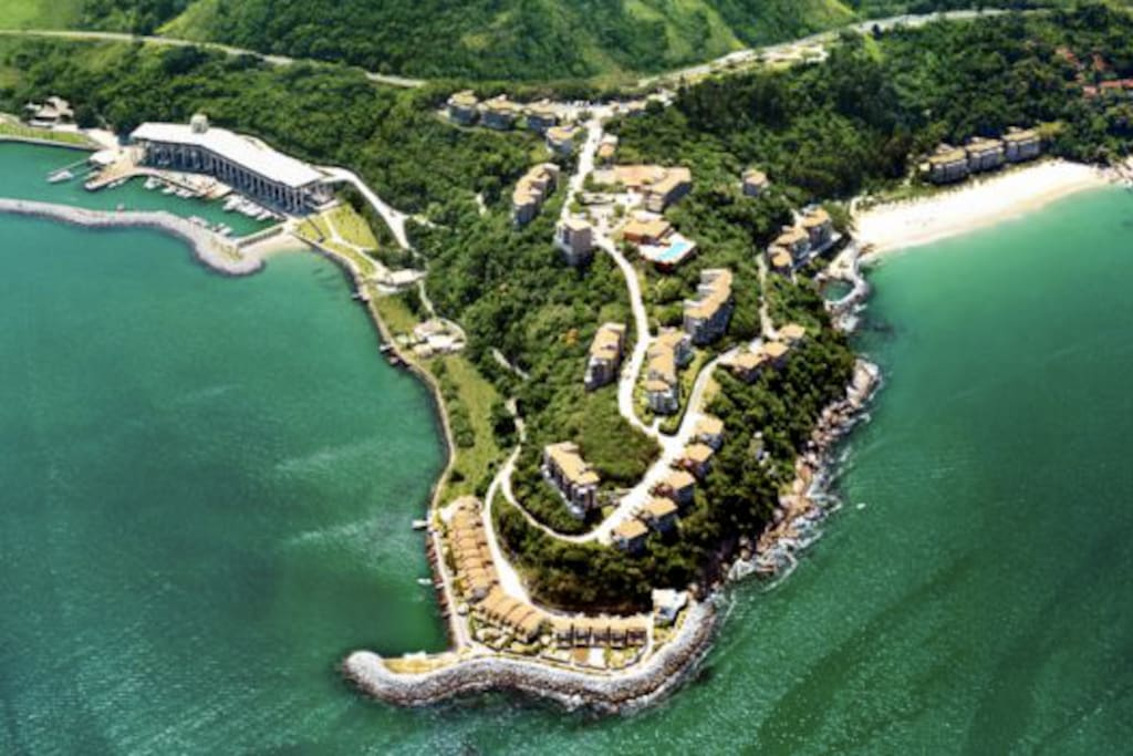 General overview of the Resort