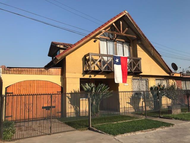 Bella Casa en Santiago de Chile