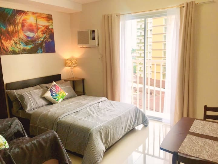 Fully Furnished Studio Unit Mandaue/Cebu Area
