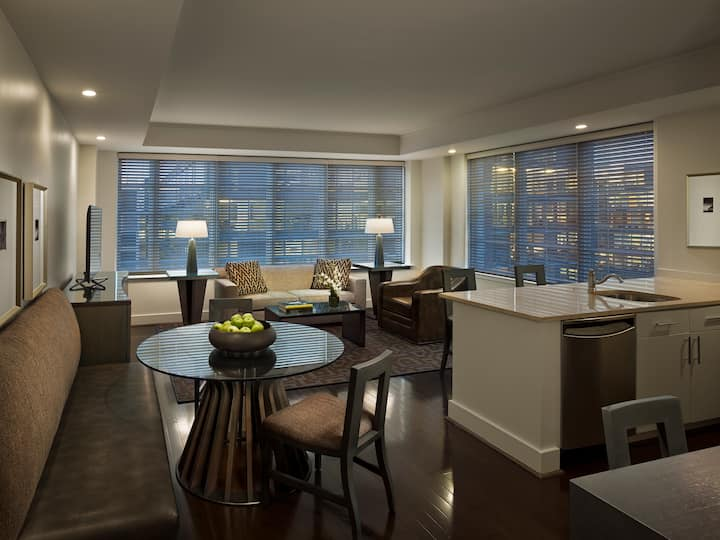 Two Bedroom Platinum Suite