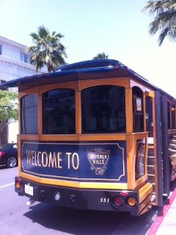 RODEO DRIVE Beverly Hills, Century City, UCLA