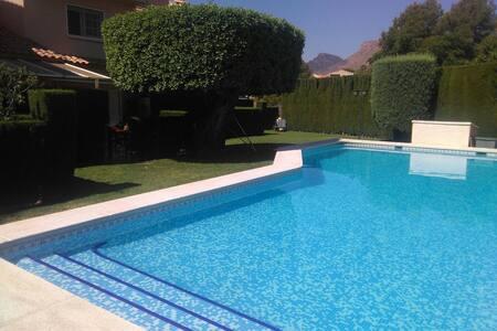 adosado en Petres con piscina - Petrés - Townhouse