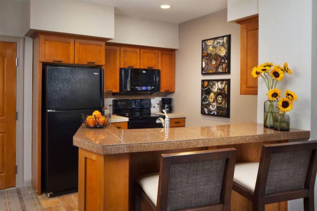 Premium Villa Full Kitchen