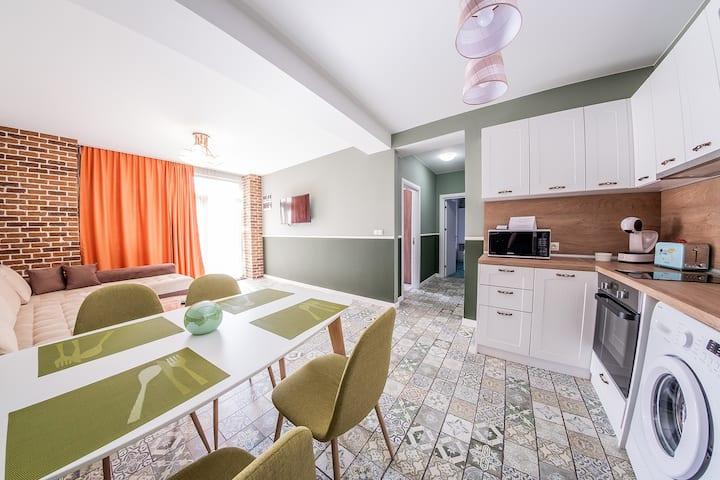 Sofia Rococo Life Apartment