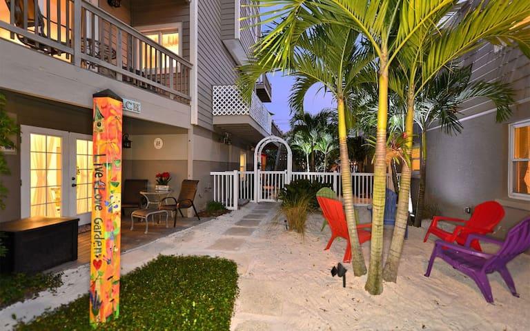 - Island Suite - Siesta Key Beach - - Siesta Key - Apartamento