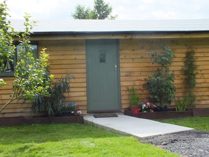 The Garden Shed (stylish, quirky, comfortable)