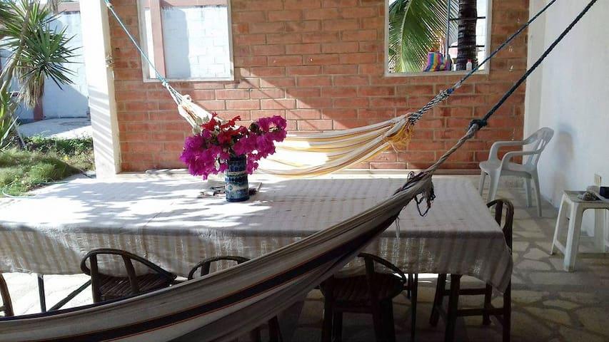 Área de descanso y relax, ideal para compartir