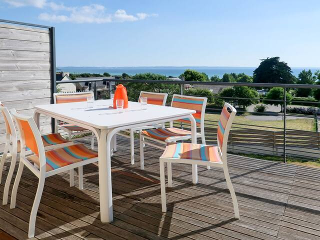 Holiday home in St. Nic/ Pentrez-Plage for 8 persons