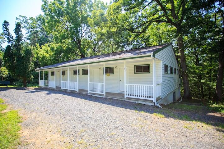 Diamond Ridge Camping with a Twist (Cabin C-2)