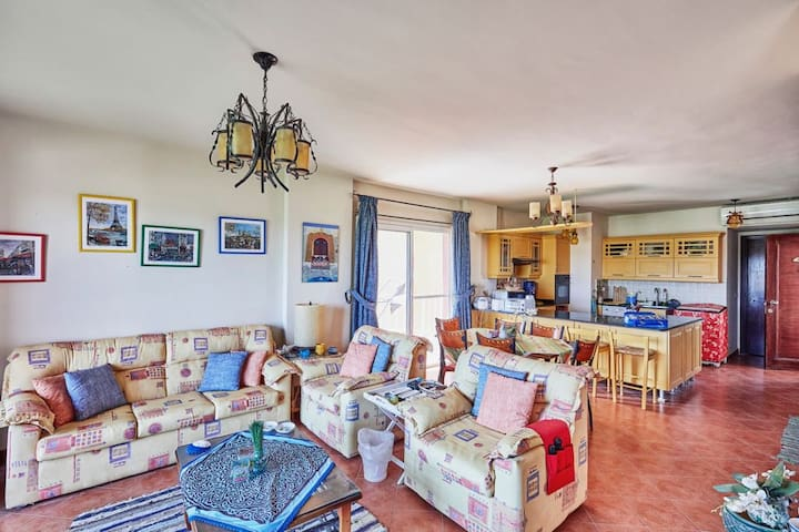 The most wanted apartment in Golf Porto Marina