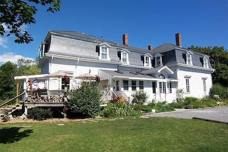 The Maine Hideaway - Pilot House - Brooklin - Bed & Breakfast