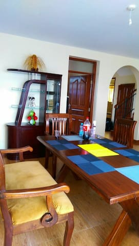 Furnished 4 bedroomed townhouse - Kiambu - Casa