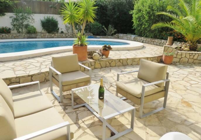 Villa Montana - Barx