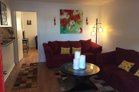 Cozy 1BD Sunflower Apartment - New Braunfels - Daire