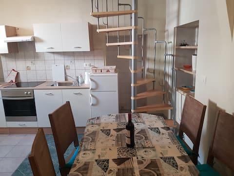 I nærheten av havet, moderne hjem med 2 soverom i Piran