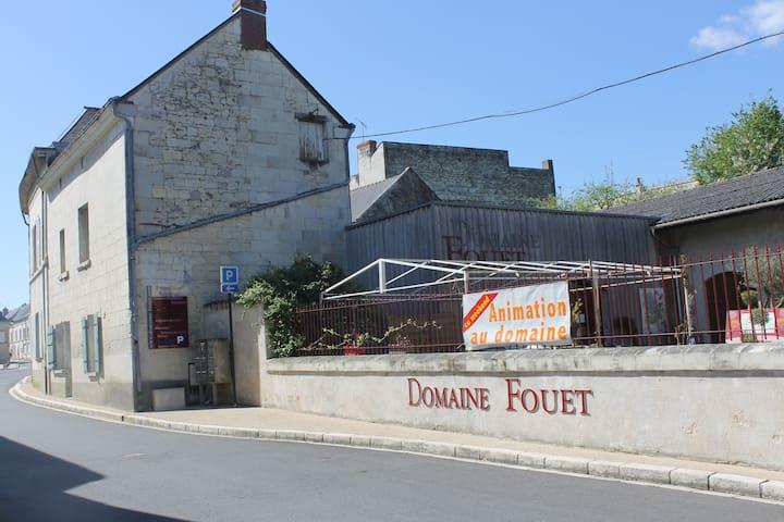La Maison de Margot Gîte 2/3 personnes - Saint-Cyr-en-Bourg - Hus