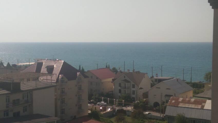 Апартаменты у моря - Адлер