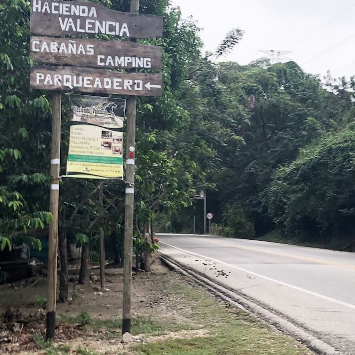 Hacienda Valencia Hotel and Camping grounds