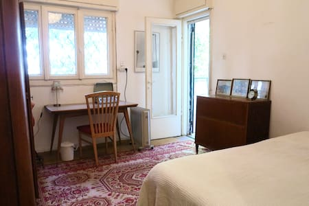 Nice room just off Rabin Square - Tel Aviv-Yafo