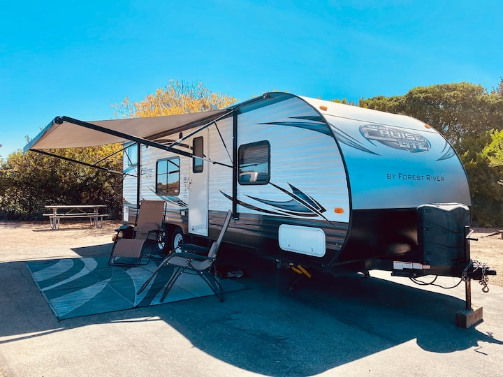 Betty Lou is ready for your RV adventure!