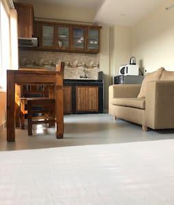 Nirvana studio apartment
