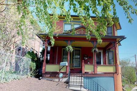 3 Bedroom Williamsport Victorian Style Home