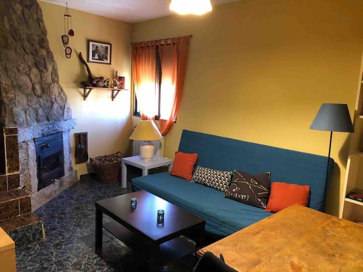Casa en el corazón de Gredos, amplia y agradable.