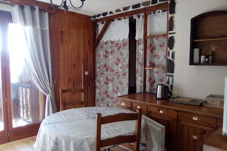 T2 cosy, coeur station familiale, 4/6 couchages - Montclar - Appartement