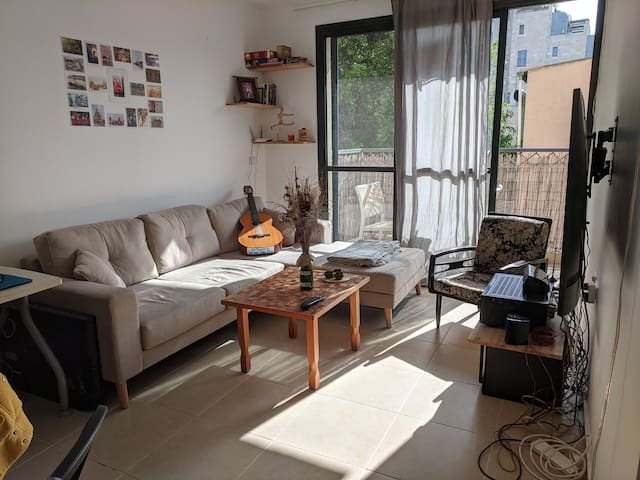 Lovely apartment in a pastoral area