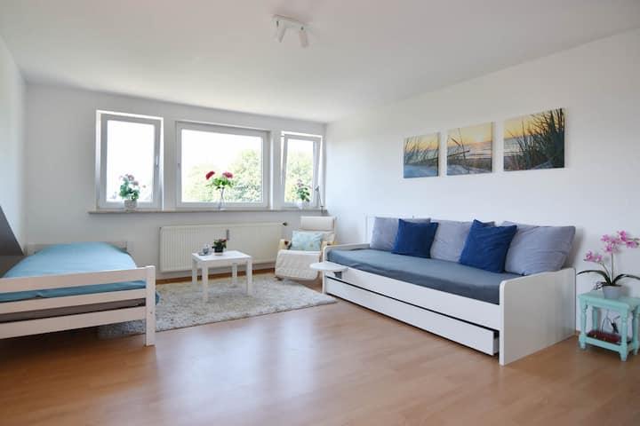 WE01 Gemütliche Wohnung mit wunderschönem Ausblick und Wifi