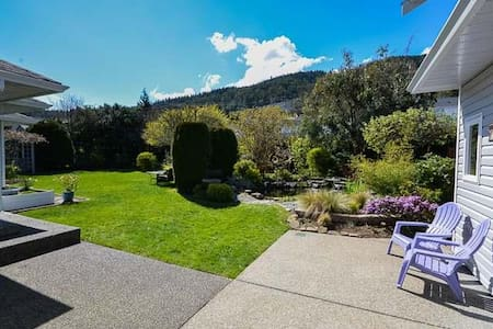 Artist's Retreat, Private, peaceful - Ladysmith - Kabin