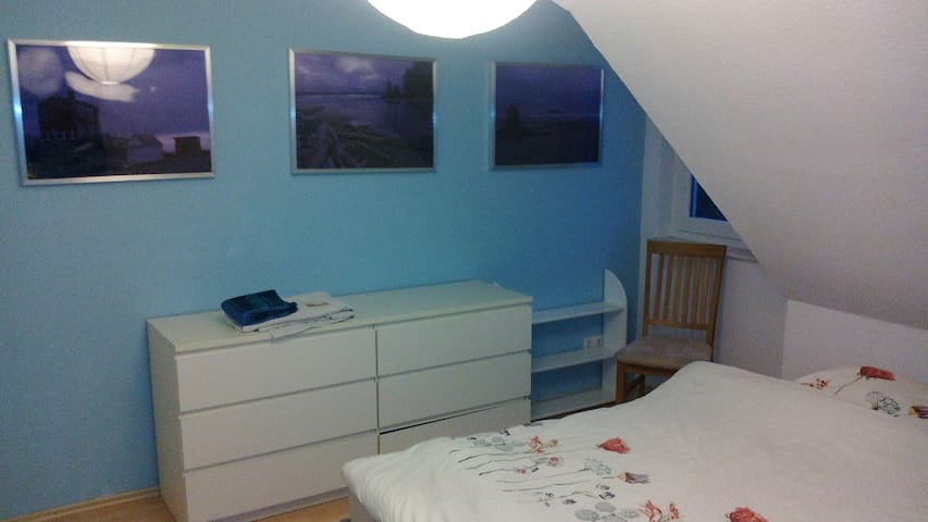 Cozy Room near Technical University Dortmund - Dortmund - Talo