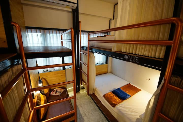 Sleep Owl - Don Muang Airport - Mixed Dormitory