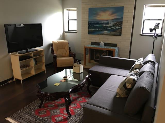 Kirkland Retreat - Rest & Work Private Apartment