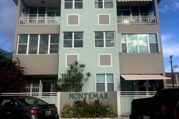 Montemar Apartment in  Ciudad del Sol Luquillo