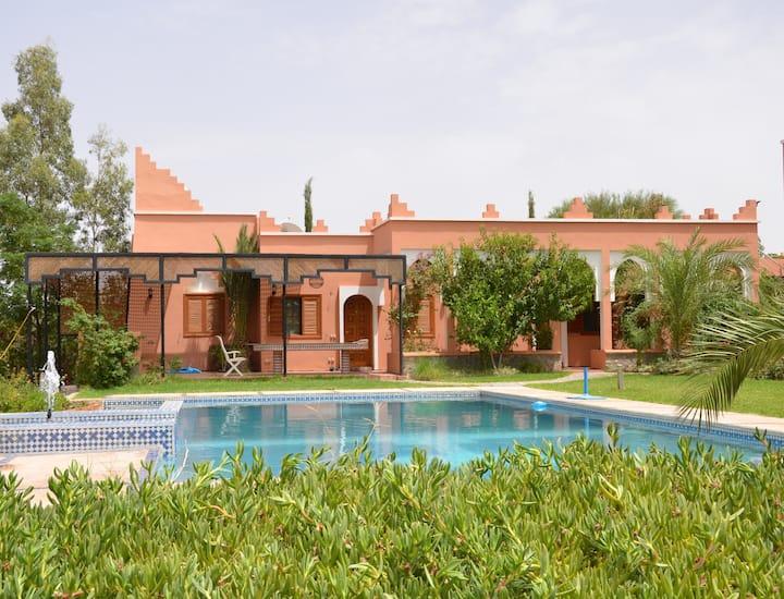 Maison à Ouarzazate