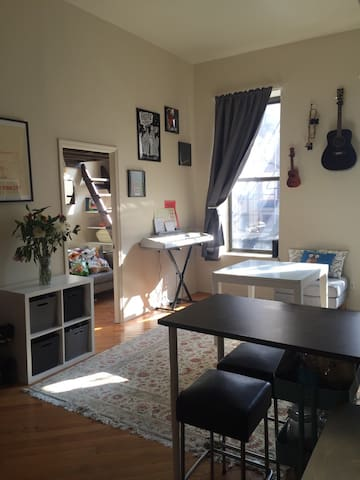 Manhattan Oasis - New York - Lägenhet