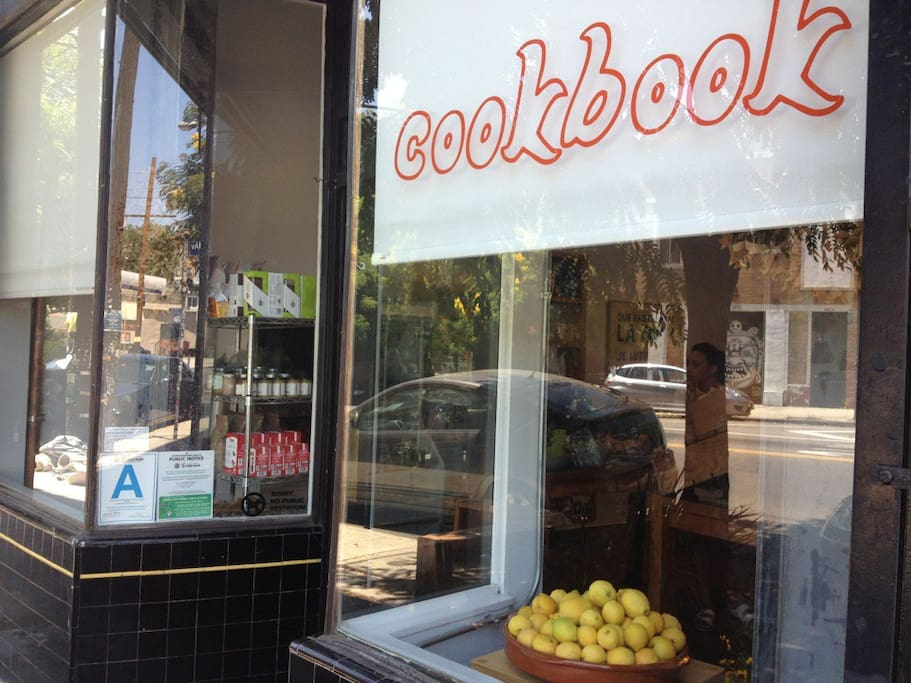 Photo of Cookbook Los Angeles