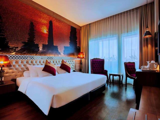 Cozy Room Only#1 - Grand Mercure Adisucipto Jogja
