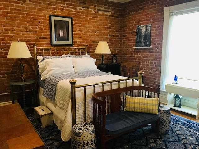 Private Master Suite in 1890 Home