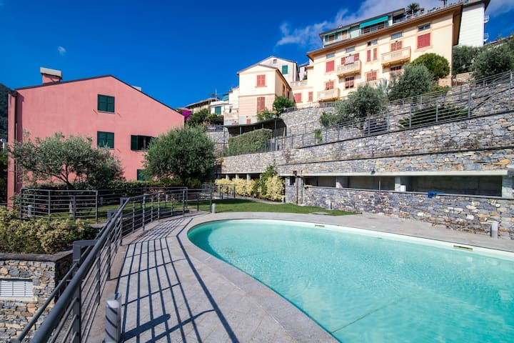 Top Class Apartment Giotto with pool