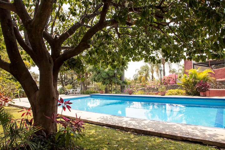Hervorragendes Haus in Cuernavaca