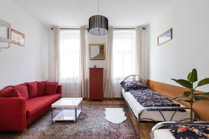 Top 20 Urban Apartment U6/Stadthalle/Burggasse