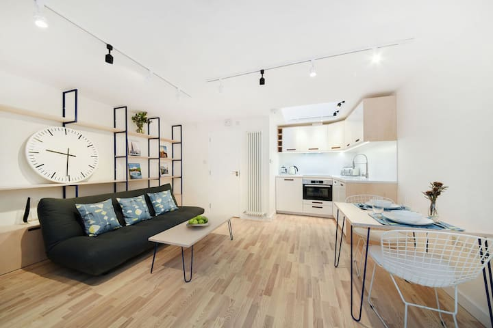Immaculate, brand new studio by the station - London - Apartment