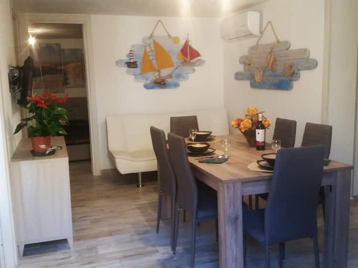 Appartamento Baia delle mimose a 50 m dal mare