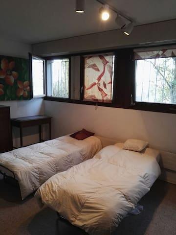 Comoda stanza in zona residenziale - Basel - Wohnung