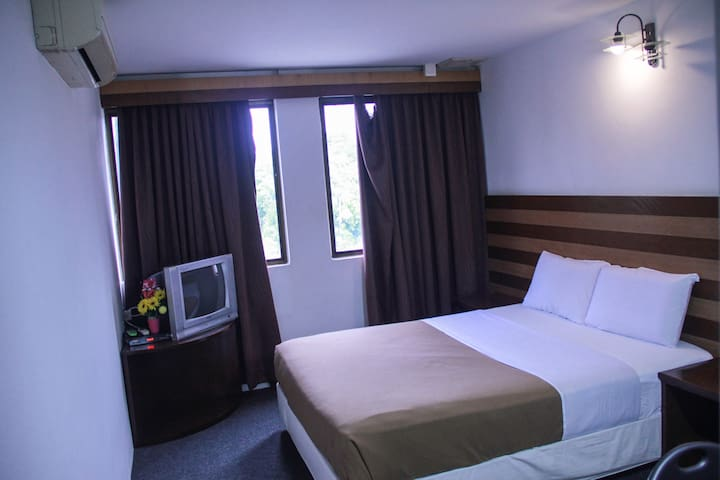 Uncle Guesthouse Deluxe Double Room - Kuala Terengganu - Herberge