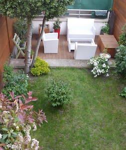 duplex avec jardin - Sartrouville - Apartament