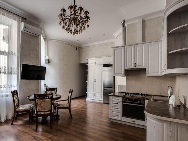 Apartement on  Ogienka