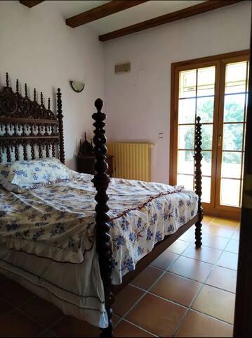 Habitacion privada en plena sierra de mariola
